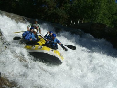 Rafting - Descente Sportive Basse Guisane