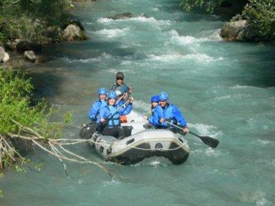 Rafting - Descente familiale Haute Guisane