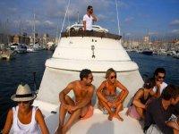 Promenade en bateau depuis Marseille