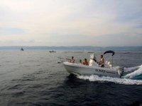 Promenade en mer sur un bateau de location