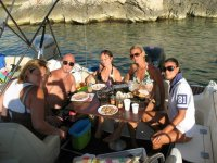 balade en bateau dans les Calanques