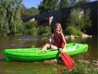 Descente en Canoe dans l Yonne