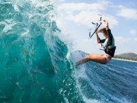 Wake sur la vague
