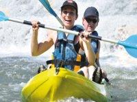 Canoe kayak dans la haute saone