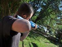 Decouvrir le tir avec une carabine laser