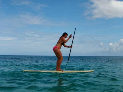 Duke Sup and surf school Paddle Surf
