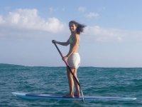 Paddle surf dans le 85