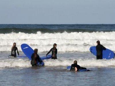 Duke Sup and surf school
