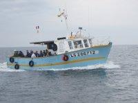 Promenade en bateau a St Gilles Croix de Vie