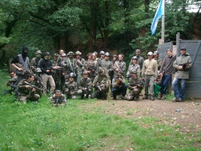 Paintball Airsoft Galaxy