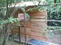 Cabane Paintball