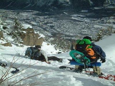 Club Alpin Français d'Ile-de-France Snowboard
