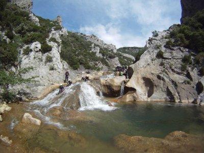 Randonnée Aquatique dans les gorges de Galamus