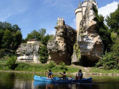 Les Canoës 3 Drapeaux Canoë