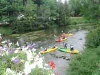 Randonnee Kayak en famille