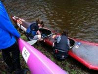 Au club de canoe kayak