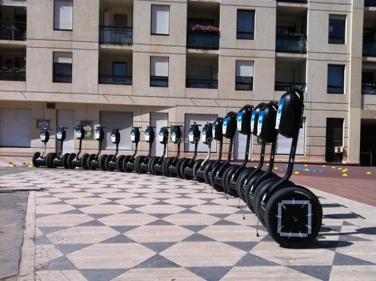 Visite du quartier catalan a Montpellier