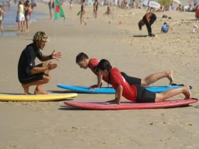 École de Surf He'enalu Surf