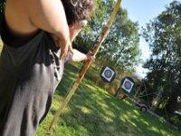 Essayer le tir a l arc