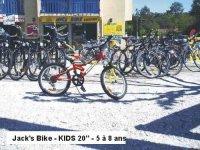 Velo Jack's Bike