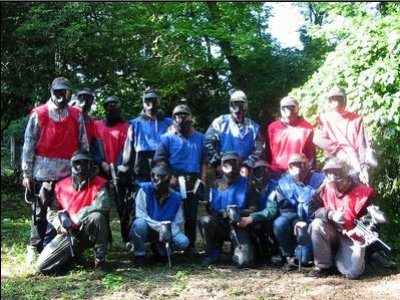 Association Color's Paintball