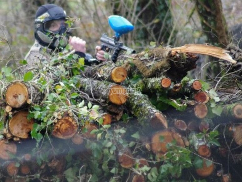 Formule Paintball a Poncin