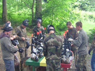 Paintball Katangais