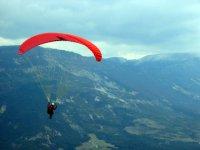 Premier vol en autonomie parapente
