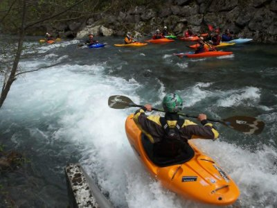 Sports Eaux Vives 64 Kayak