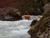 Kayak Fitness dans les Pyrenees Atlantiques