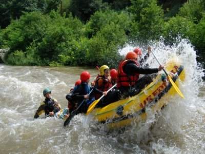 Sports Eaux Vives 64 Rafting