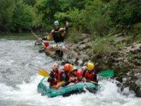Aventure Rafting avec Sports Eaux Vives 64