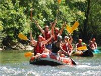Emotion Rafting avec Sports Eaux Vives 64
