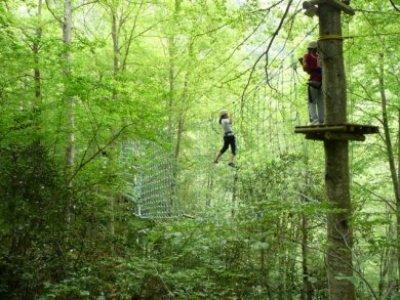 Parcours Aventure- Ariège Adulte et + de 14 ans