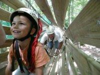 Parcours Aventure- Ariège Enfants 11 - 13 ans