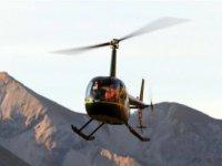 Bapteme de l air en helicoptere depuis St Crepin