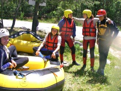 Rafting Découverte - Alpes du Sud