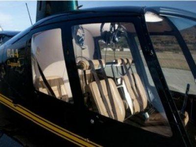 Offre Hélicoptère pour 2 personnes - 30 minutes