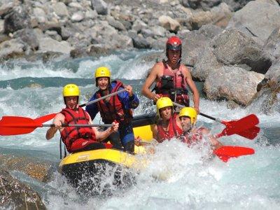 Rafting/Canoe'raft sportif - Alpes du Sud