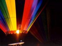 Nocturne - Vol en montgolfière de nuit, Côte d'Or