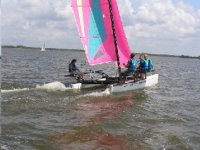 location de catamarans hobie cat sur Maubuisson