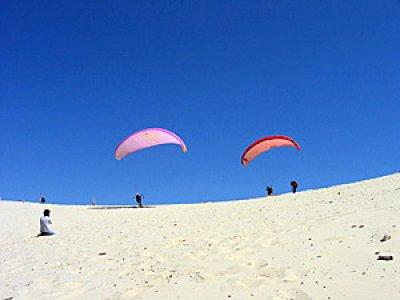 Sand Fly Ecole de Parapente