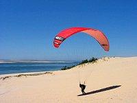 Parapente a la Dune du Pyla