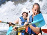 Amusement en canoe kayak