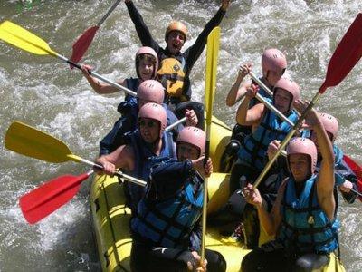 Appel d'Air Luchon Rafting