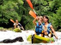 Faire du canoe kayak Ain