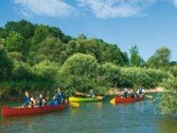 canoe kayak dans le jura