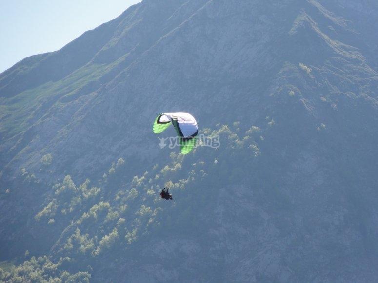 Pyrénées vues du ciel d'Ariège
