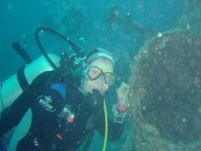 Le Cercle des plongeurs de Pyla