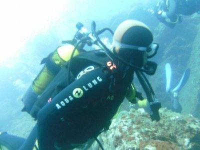 Diamond Diving